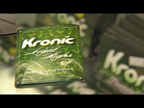 Legal high crackdown won't stop trade -- industry 2
