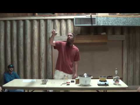 How to Make Cannabis Oil at Home with Everyday Materials with Jeff Church aka Cannabis Reverend 2