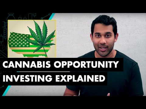 The Near-Future Investment Opportunities in Cannabis (w/ AK) 2