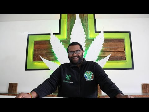 Africa's first medicinal cannabis dispensary opens in Durban 2