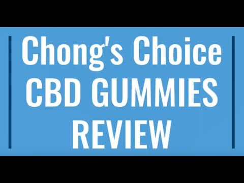 Chong's Choice CBD GUMMIES REVIEW 2
