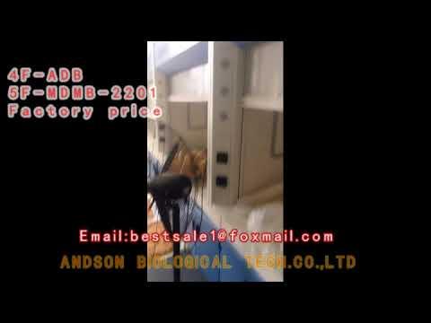 4F ADB supplier 5F MDMDB 2201 Lab video 2