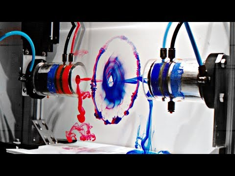 Two Vortex Rings Colliding in SLOW MOTION - Smarter Every Day 195 2