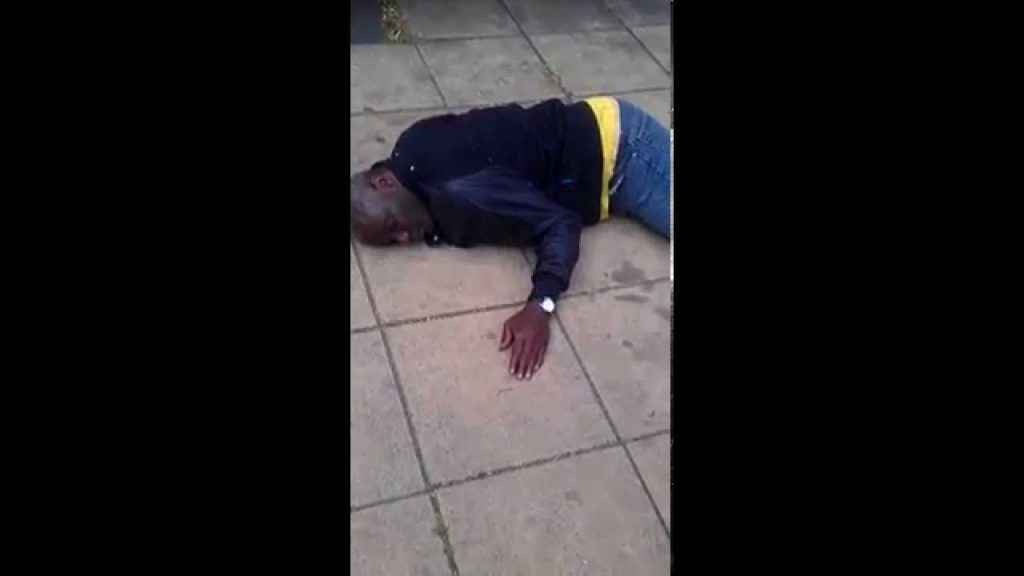 Man nearly dies from legal high (spice) 2