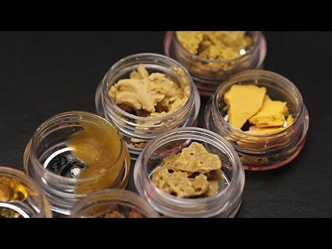 Concentrate Basics: Shatter, Budder and Oil 2