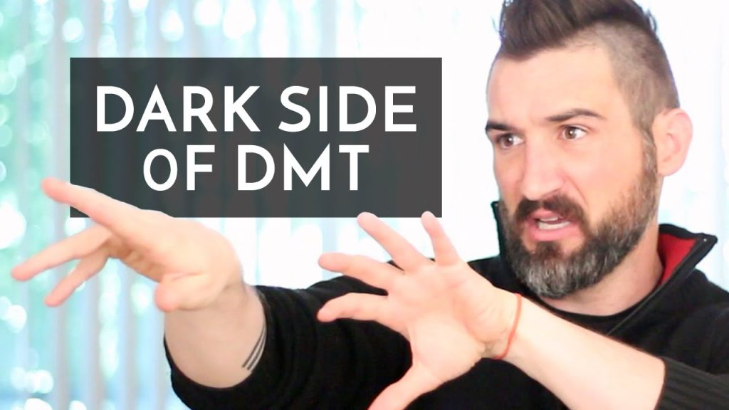 DMT Experience - Part 3 - THE DARK SIDE 2