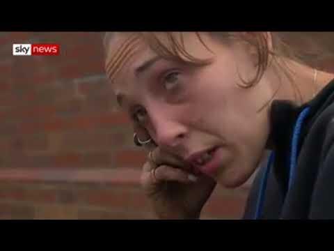 Monkey Dust - Devastating New Drug Sweeping Across The UK & US - Sky News Report 2