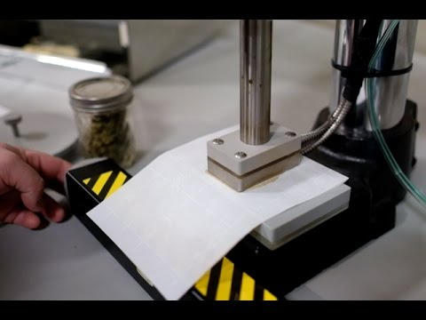 Next Level Dab Making: Rosin Presses 1