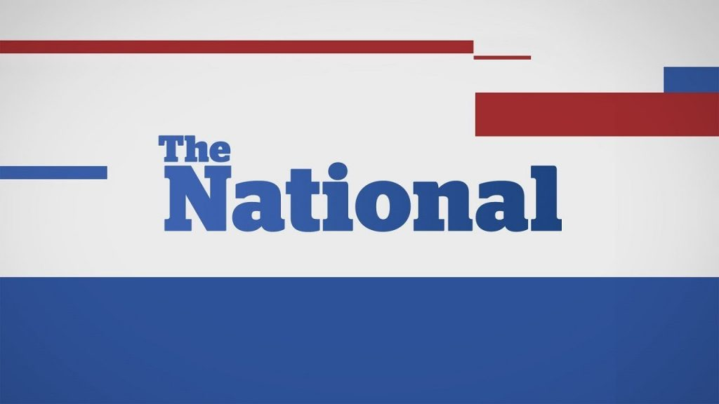 The National for Wednesday August 9, 2017 2