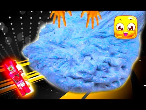 How To Make Conditioner Slime! Giant Slime without Glue, Borax, Liquid Starch, Detergent, Eye Drops 2