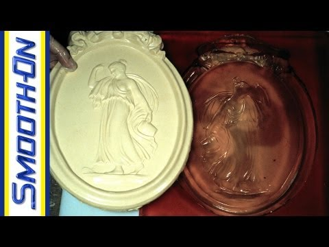 Resin Casting Tutorial: Pouring Liquid Plastic Resin into a Mold 1