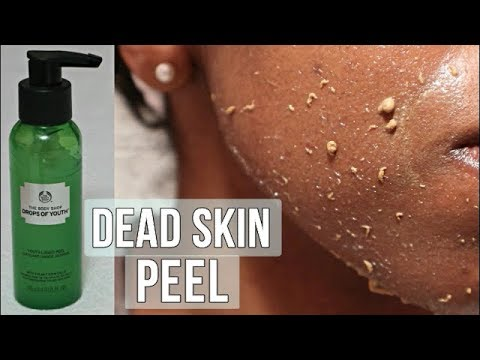 The Body Shop Youth Liquid Peel: Review & Demo 2