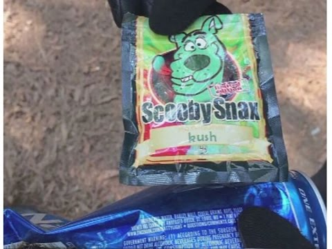 4 Homeless people overdose on synthetic drug 'Scooby Snax' 2