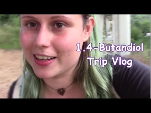 1. Mal BDO (1.4-Butandiol / Liquid Ecstacy RC) 1,5ml & 2ml Trip Vlog 2