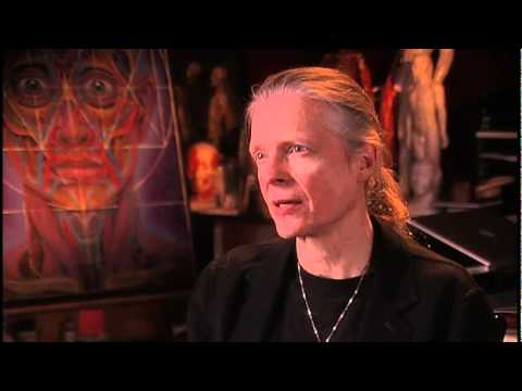Alex Grey: My 1st DMT experience resulted in a painting that took over a year to do 2