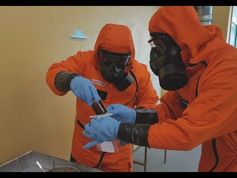 Sampling and Identification of Biological, Chemical and Radiological Agents SIBCRA 2