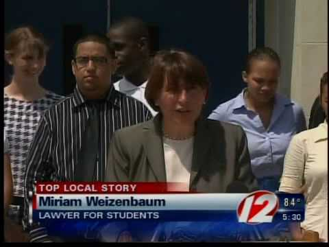 Legal issues at Hope high school walk out 2