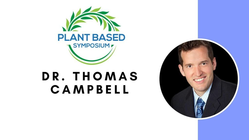 Plant Based Symposium: Dr. Thomas M. Campbell (with German subtitles) 2
