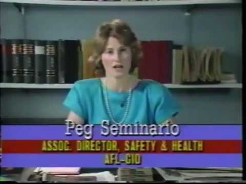 Worker Right to Know About Chemical Hazards 1987 AFL-CIO 2