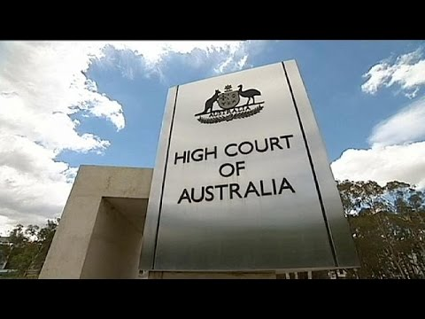 Australia's High Court rules offshore detention camps legal 2