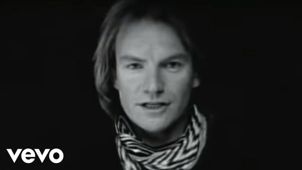 Sting - Englishman In New York (Official Music Video) 2