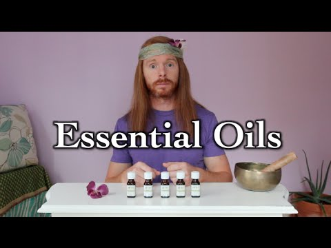 Using Essential Oils - Ultra Spiritual Life episode 33 2