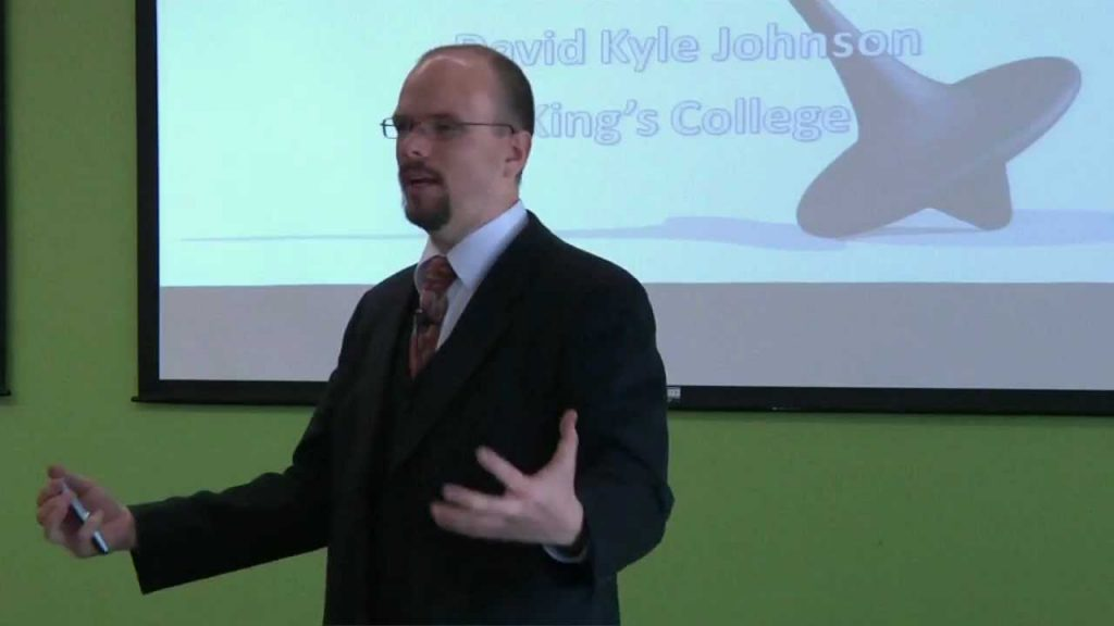 """Kyle Johnson: """"Inception and Philosophy"""" 