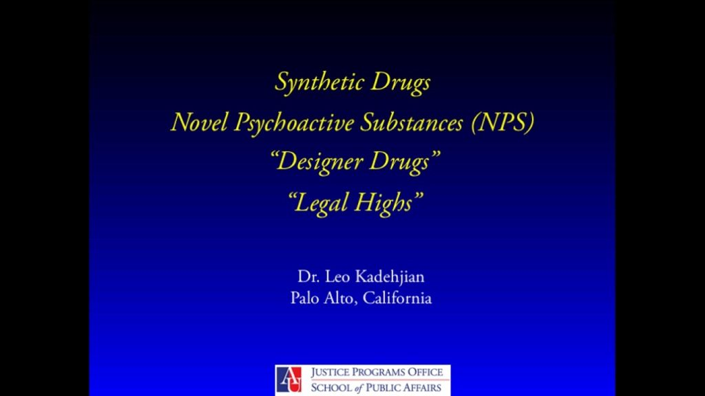 Addressing Synthetic & Designer Drugs in Adult Drug Treatment Courts 2