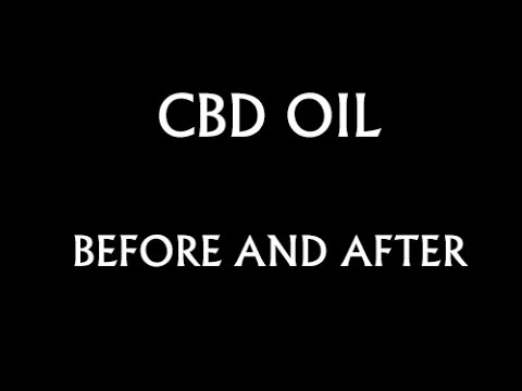 CBD Oil - The effects after 3 hours 2