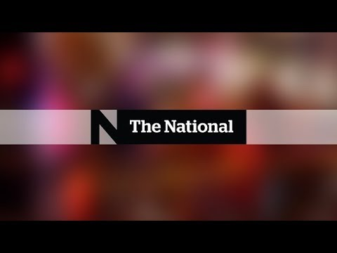 The National for Sunday March 18, 2018 2