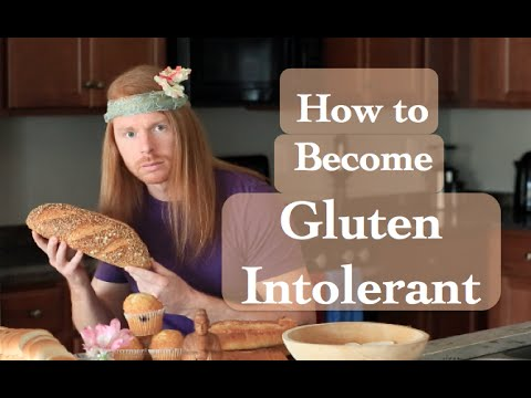 How to Become Gluten Intolerant (Funny) - Ultra Spiritual Life episode 12 2