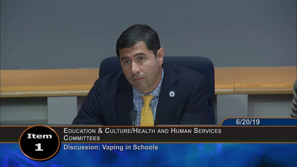 Education and Culture / Health and Human Services Committees 2