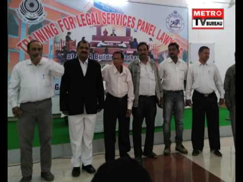 High Court Justice Sanju Panda Inaugurated Ganjam District Training For Legal Services Panel Lawyers 2