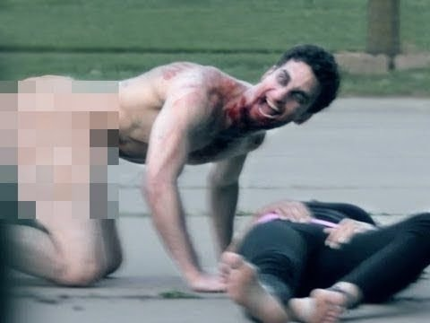 Bath Salts  Zombie  Drug This video contains graphic images 2