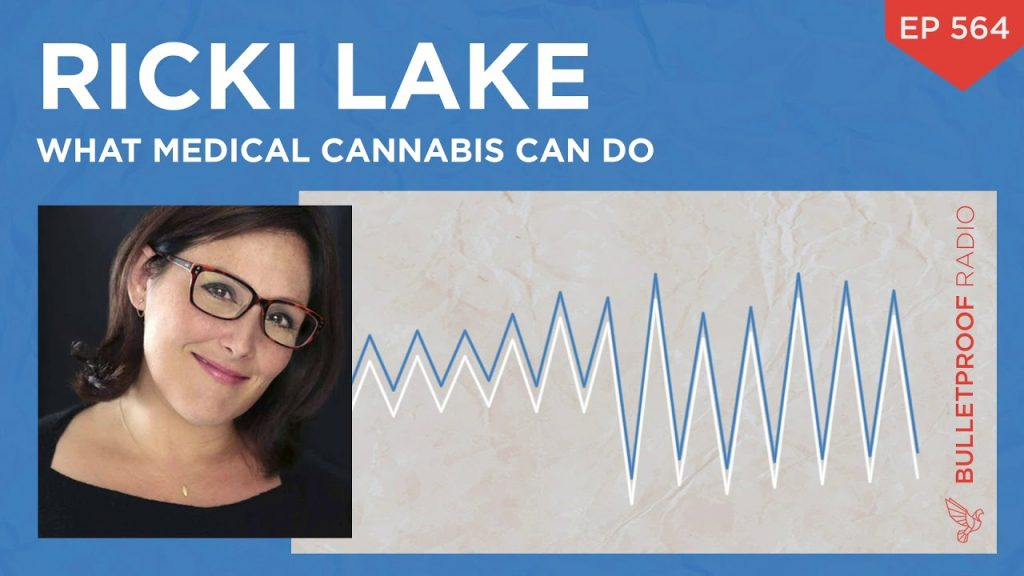 What Medical Cannabis Can Do - Ricki Lake & Abby Epstein #564 2