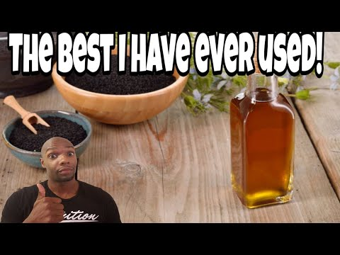 The HIGHEST Quality Blackseed Oil! 2
