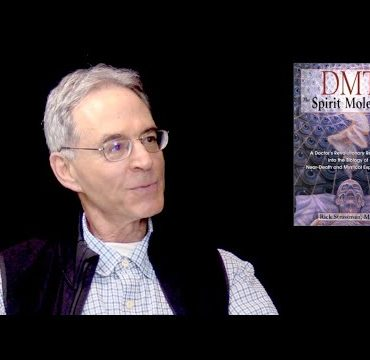 Leanna Standish: How I first heard of DMT 4