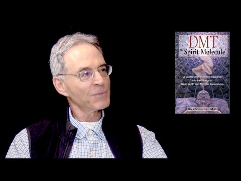 Researching Psychedelics and DMT with Rick Strassman 2