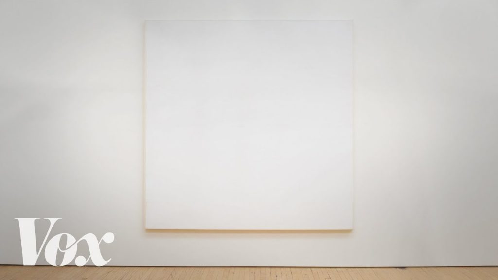 Why these all-white paintings are in museums and mine aren't 2