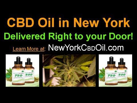 CBD Oil in New York - Delivered to You without a Prescription – 100% Organic New York CBD Oil 2
