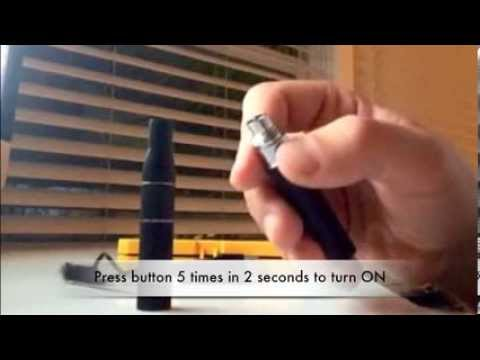 How to use a dry herb ePipe 2
