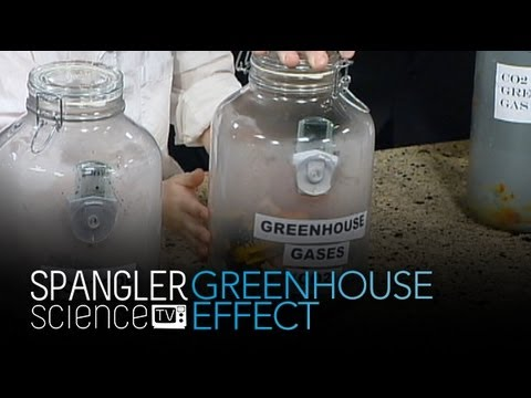 The Greenhouse Effect - Cool Science Experiment 2