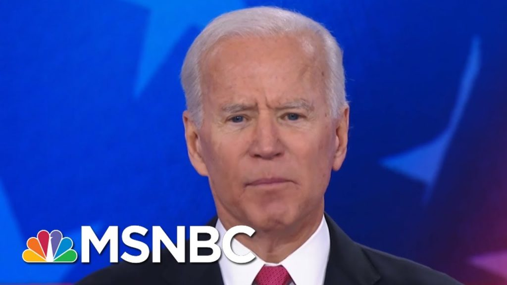 Booker To Biden On Not Legalizing Marijuana: 'I Thought You Might Have Been High' | MSNBC 2