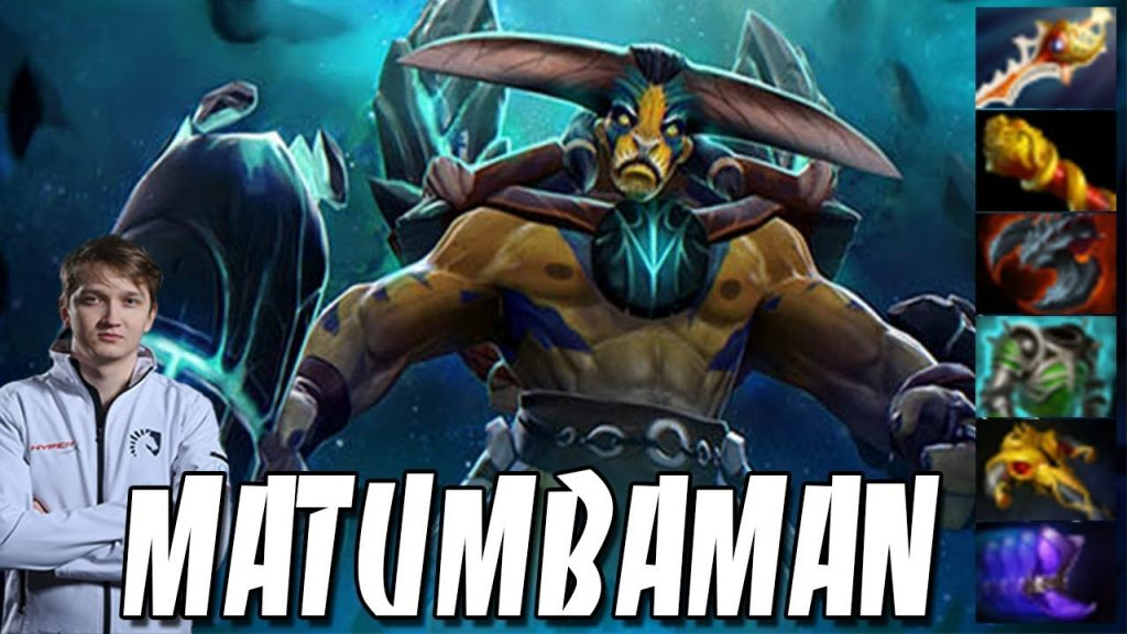 MATUMBAMAN [Elder Titan] Immortal Pro Gameplay - Dota 2 2