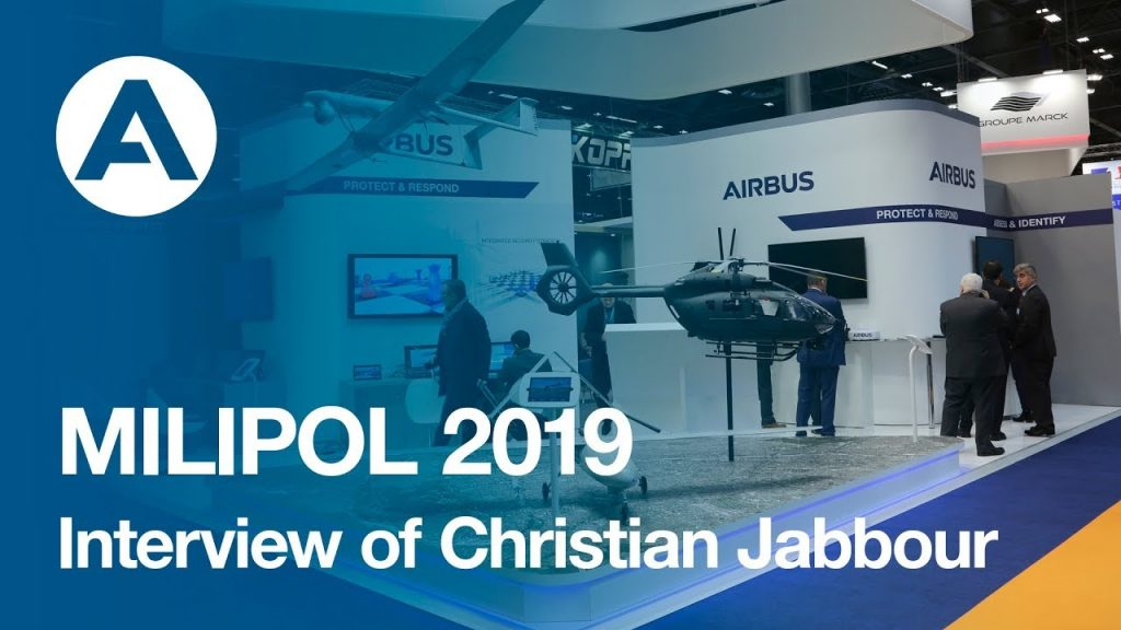 Interview of Christian Jabbour - Head of Transport Energy and Defence 2