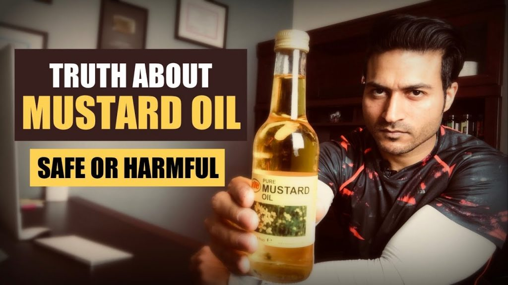 Truth about MUSTARD OIL | Safe or Harmful | Full info by Guru Mann 2
