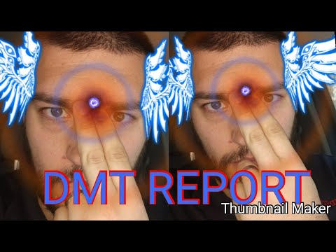 DMT Experience Trip Report through Natural Breathwork Instructions Included 2