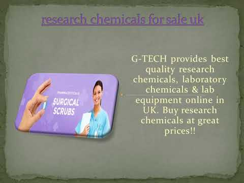 Buy Research Chemicals Online UK | Lab Equipments | G-TECH 2