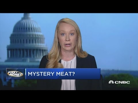 Harmful chemicals may be lurking in fake meat 2