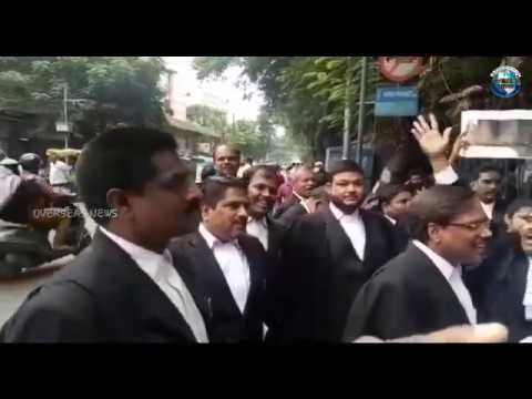 Hyderabad High Court Advocates Protest Over Vet Doctor Incident | Overseas News 2